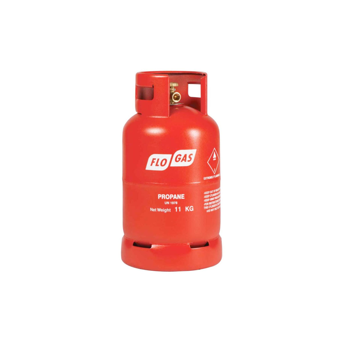 Buy 11kg bottle of propane gas - buy online from GSS Gas at www.gssgas.co.uk