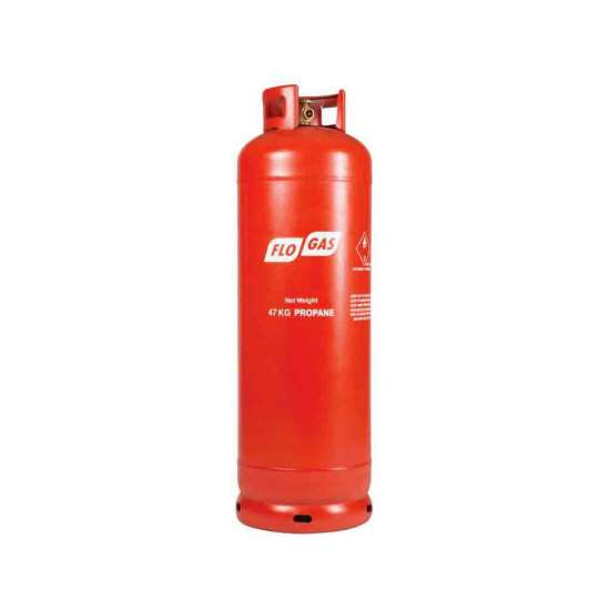 47kg bottle of propane gas - buy online from GSS Gas at www.gssgas.co.uk