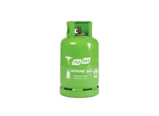 11kg bottle of leisure propane gas - buy online from GSS Gas at www.gssgas.co.uk