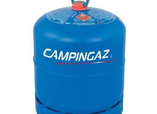 R907 Campingaz bottle of propane/butane mix gas - buy online from GSS Gas at www.gssgas.co.uk