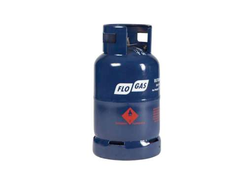 13kg bottle of butane gas - buy online from GSS Gas at www.gssgas.co.uk