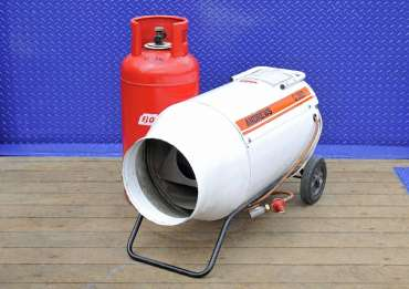 GSS specialise in the hiring of industrial space heaters and gas heaters for commercial spaces