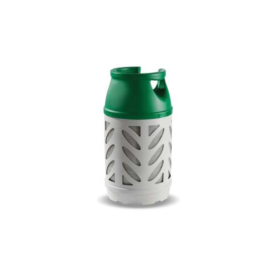 10kg Propane Gaslight Plastic Gas Bottle from Flogas
