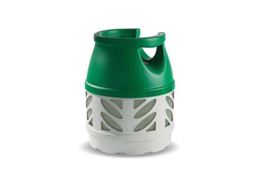 5kg Propane Gaslight Plastic Gas Bottle from Flogas