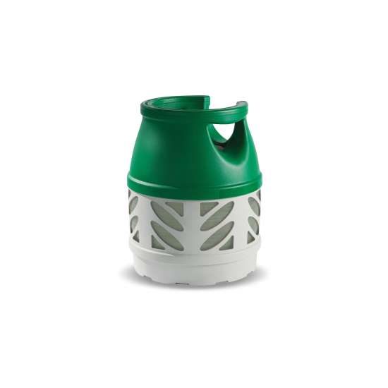 5kg Propane Gaslight Plastic Gas Bottle from Flogas