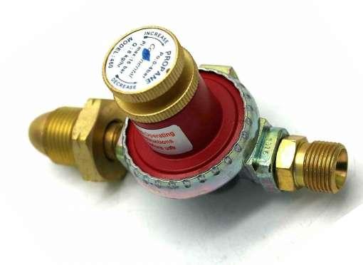 Propane Low Pressure Regulator - 1.5 kg/hr. 0-4 bar