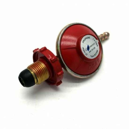 Propane Regulator 37mbar screw in handwheel